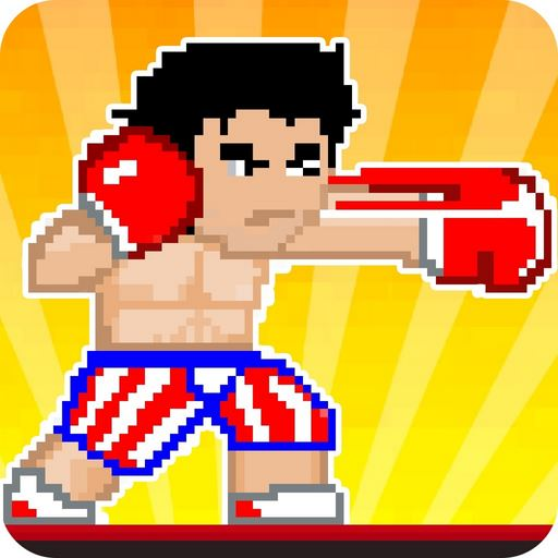 Icon for the game Boxing Fighter : Super Punch