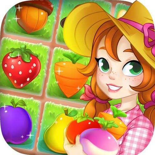 Icon for the game Happy Farm Harvest Blast