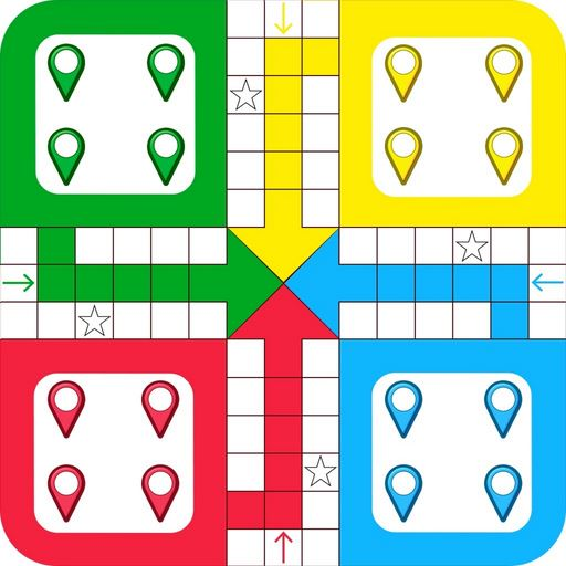 Icon for the game Ludo Classic