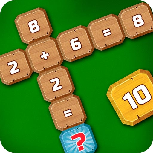 Icon for the game Math Games For Adults