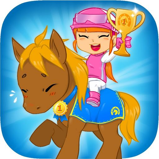 Icon for the game My pony : my little race