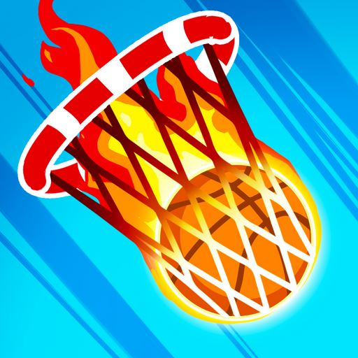 Icon for the game On Fire Basketball Shots