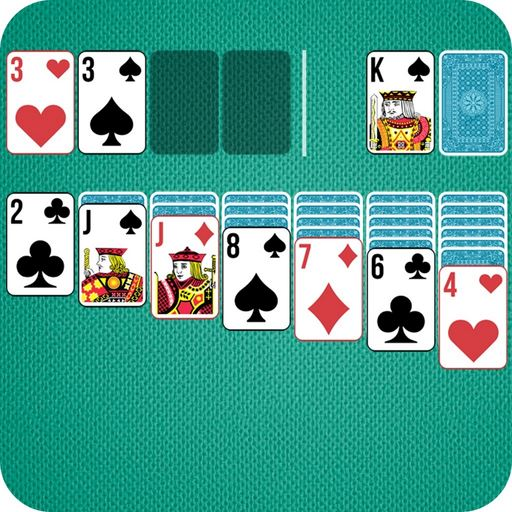 Icon for the game Solitaire