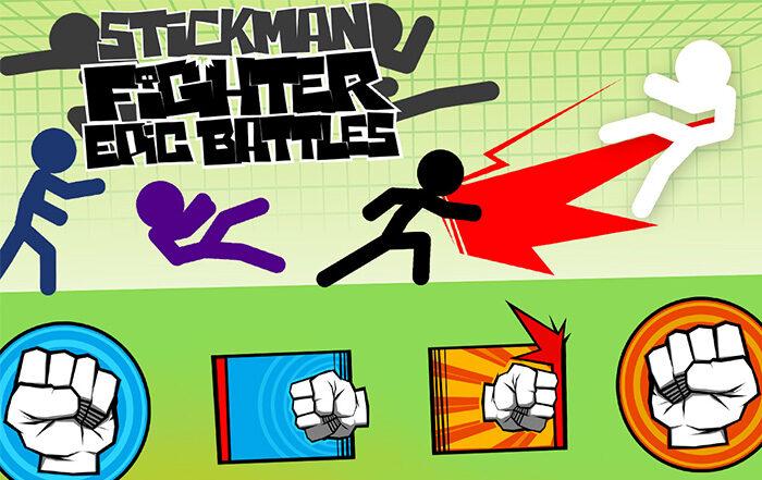 Stickman Fighter : Epic Battle